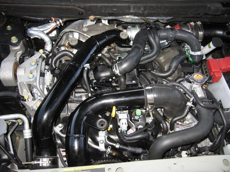 Nissan Juke Turbo Upgrade