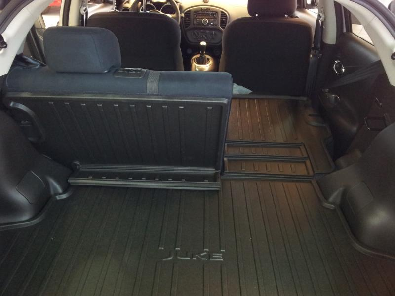 Cargo Area Floor Mats With Seats Down Page 2
