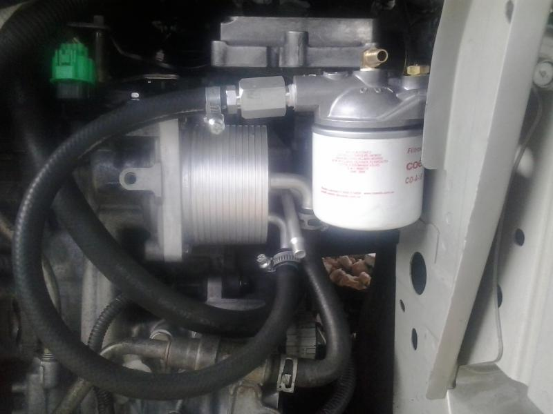 Amica Insurance Company >> Transmission cooler? - Page 2