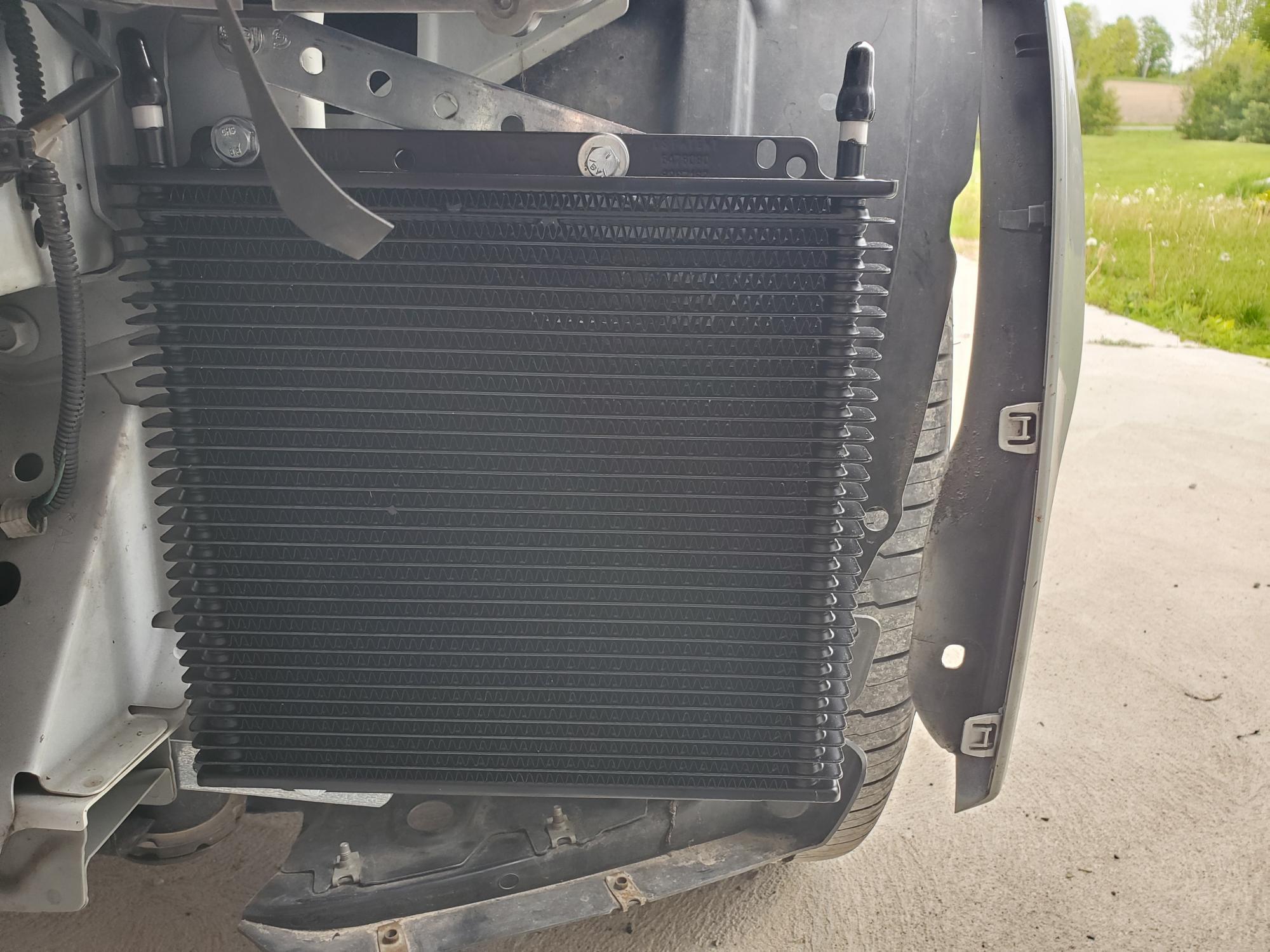 Auto Trans Oil Cooler Hayden 699