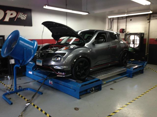 Updated Dyno 240whp 238tq Awd Juke On Mustang Dyno With