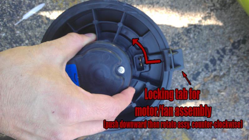 Blower motor removal - SUPER EASY!   Nissan Juke : Juke Forums