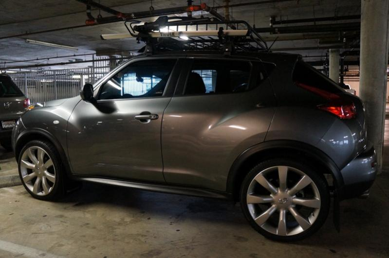 Roofrack Rally Armor 20 Quot Rims