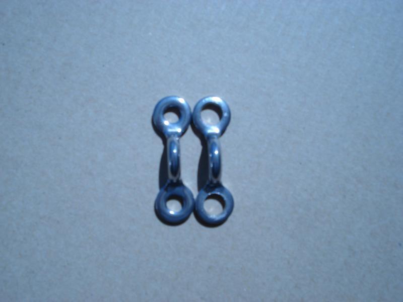 Hatch Tie Down Loop Bracket