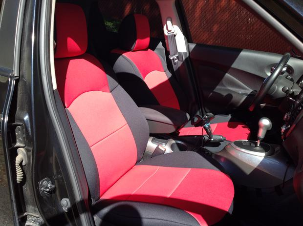 Phenomenal Coverking Seat Covers Nissan Juke Juke Forums Caraccident5 Cool Chair Designs And Ideas Caraccident5Info