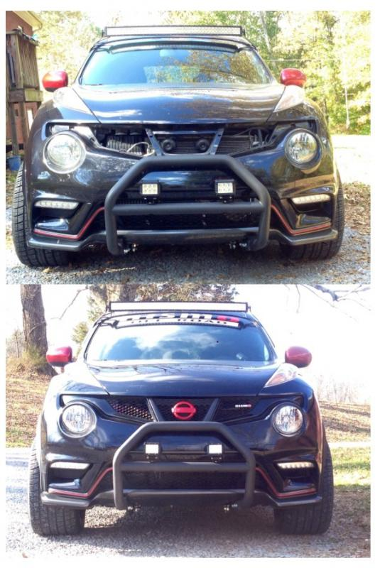Nismo Offroad Rally Style 2 Quot Lift