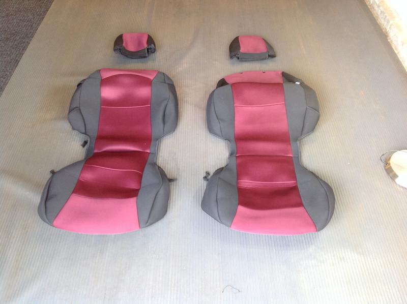 Magnificent Coverking Seat Covers Nissan Juke Juke Forums Caraccident5 Cool Chair Designs And Ideas Caraccident5Info
