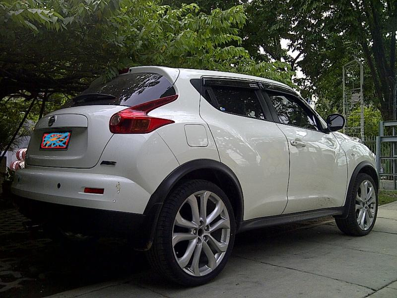 My Juke With New Shoes