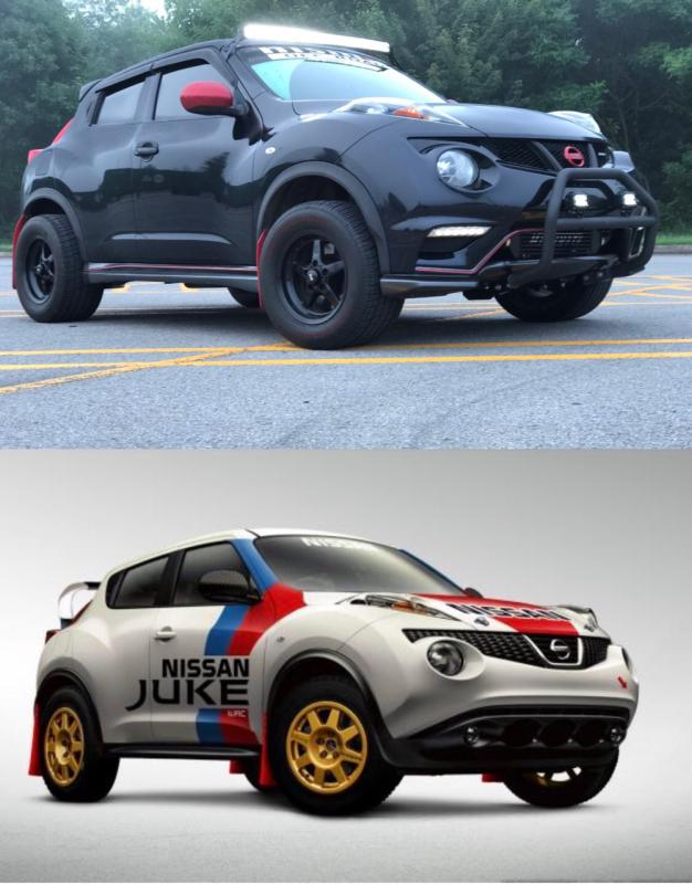 Nissan Juke Off Road >> Nismo Offroad Rally Style 2 Lift