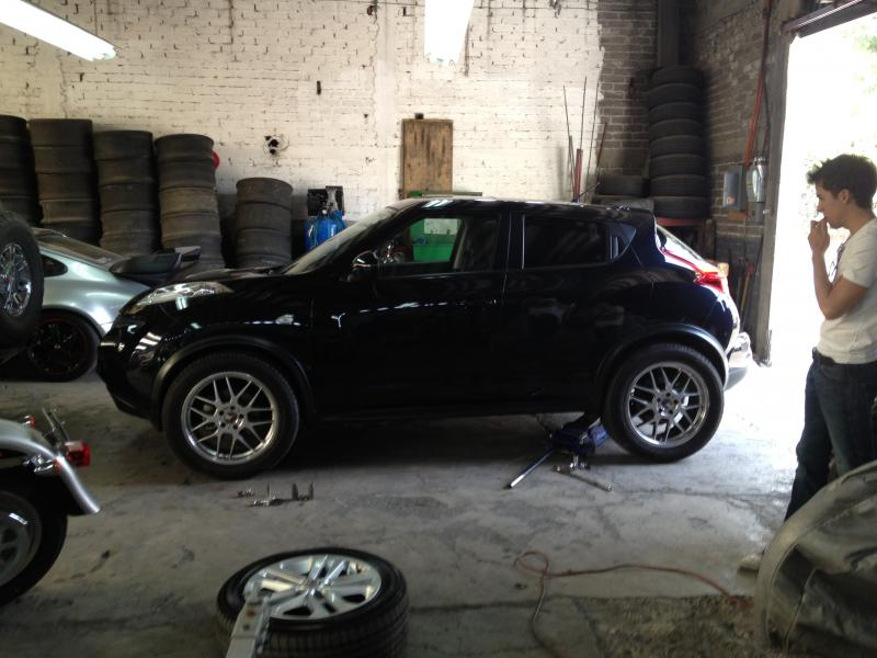 19 Wheels Plus What Tire Size
