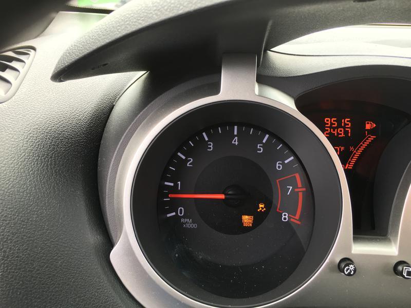 2015 Nissan Juke SV FWD No acceleration Problem (Not the