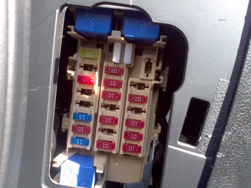 nissan juke wiring diagram