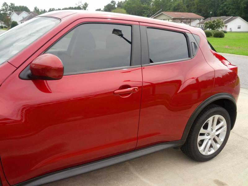 Nissan Greenville Nc >> 2012 Juke S Cayenne Red