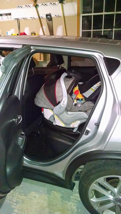 Lexus Is Baby Car Seat