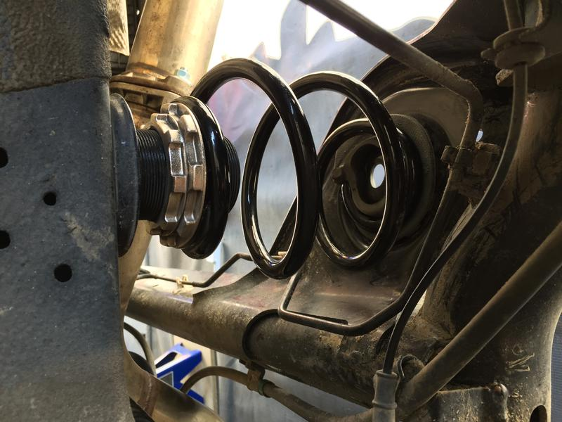BC Coilover Install Questions | Nissan Juke : Juke Forums