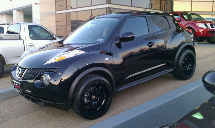 Tires For Nissan Juke 2011 >> Show Off your AfterMarket Wheels/tires Thread - Page 5