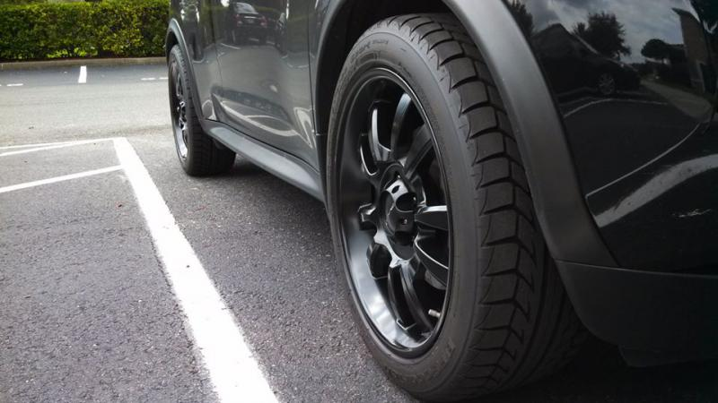 I Want To Get Top Of The Line Tires For My Juke