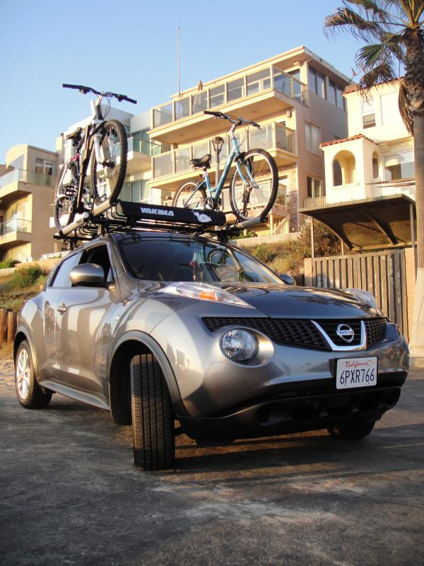 Kayak Roof Rack For Nissan Juke - Best Roof 2017