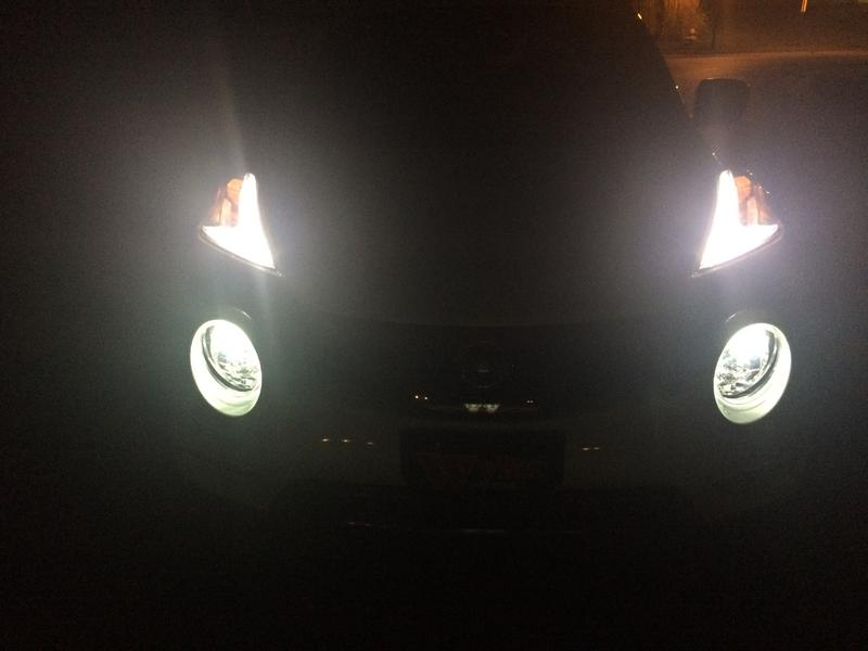 Led H11 Headlight Bulb Update In 2015 Nismo Projector
