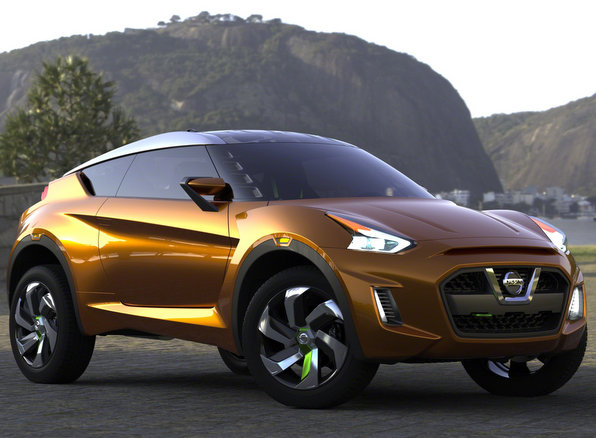 I Wonder If It Is Goign To Be Similar The Extreme Concept Car