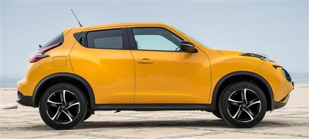 Best Looking Rims Style And Color For A Yellow Juke Nissan