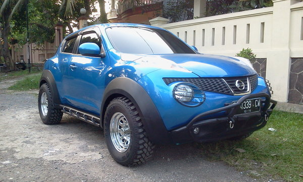 Nissan Juke Tire Size >> can I go 235/75/15 offroad tire?