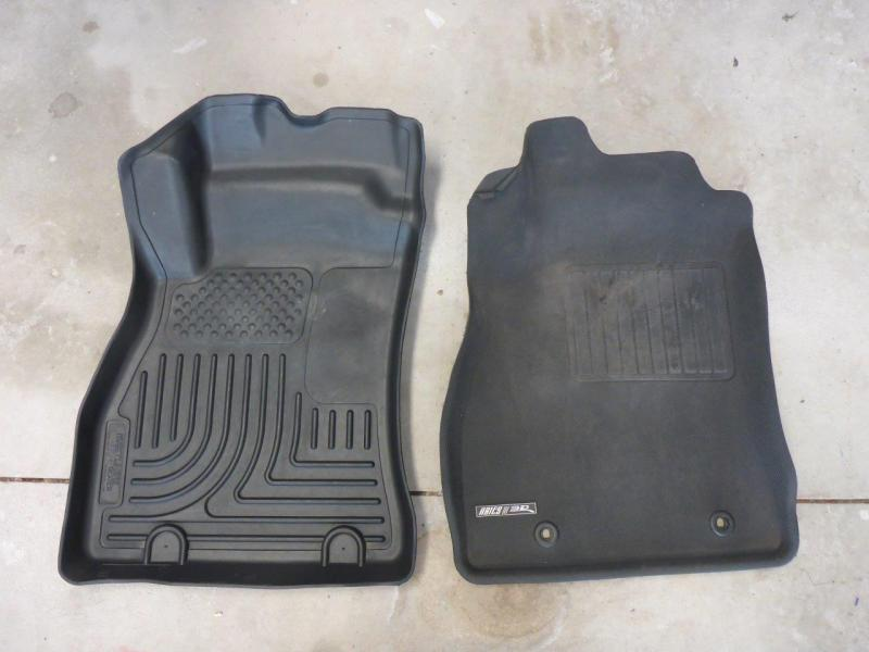 Husky Liners Vs Weathertech >> Aries 3D vs Huskyliners Floormats Comparison