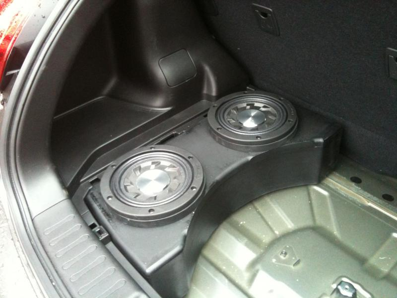 Subwoofer Box For Awd S
