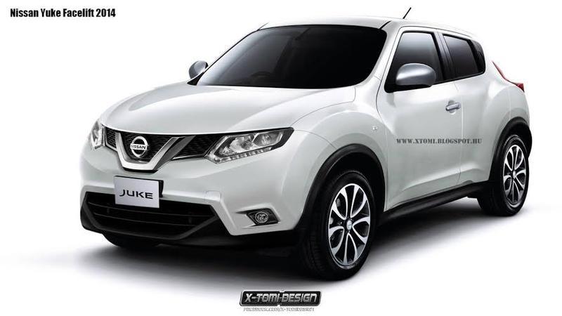 Nissan Juke 2015 White