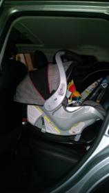 Can You Install  Car Seats In A Nissan Rogue