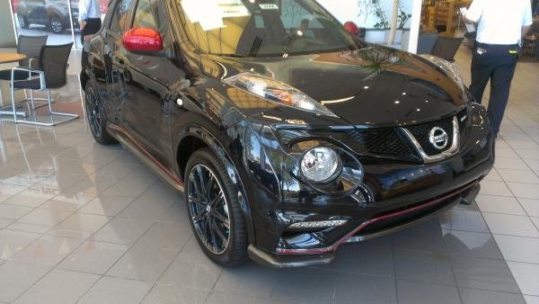 Showcase cover image for Kydharis's 2013 Nissan Juke NISMO
