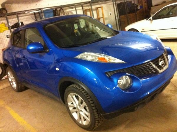 Showcase cover image for thatswhatyouget's 2012 Nissan Juke