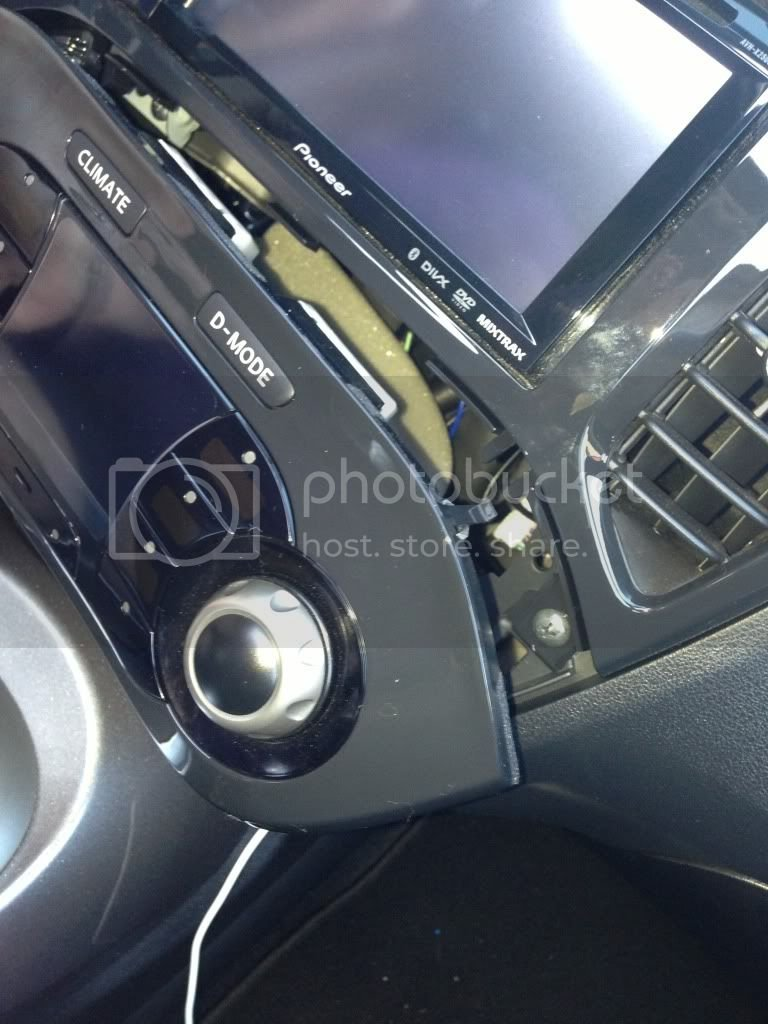 2012 Nissan Juke Stereo replacement with Steering wheel