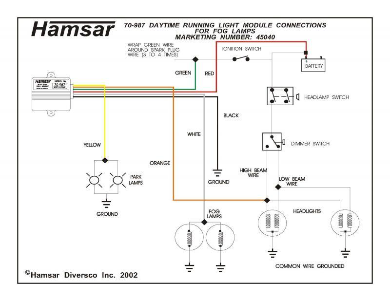 Nissan Fog Lights Wiring Diagram. Magneto Ignition System ... on